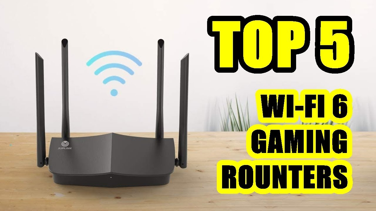 Top 5 Best Wifi 6 Gaming Router 2021 Perfect For Smart Players Youtube
