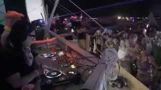 06 Diplo vs Skrillex Jack U   Camp Question Mark @ Burning Man 2014