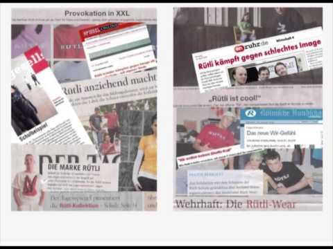 WE-TRADERS | BERLIN | RÜTLI-WEAR (Deutsch)