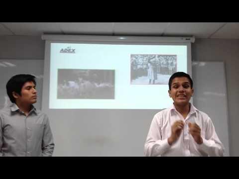 ANÁLISIS DE LA PELÍCULA REBELIÓN EN LA GRANJA - ADEX  - SECCIÓN 106 A 71
