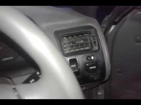Обзор Toyota Corolla 1999г