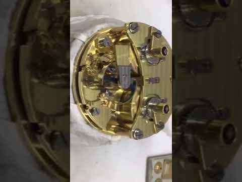 Breguet Marine Chronometer number 4857