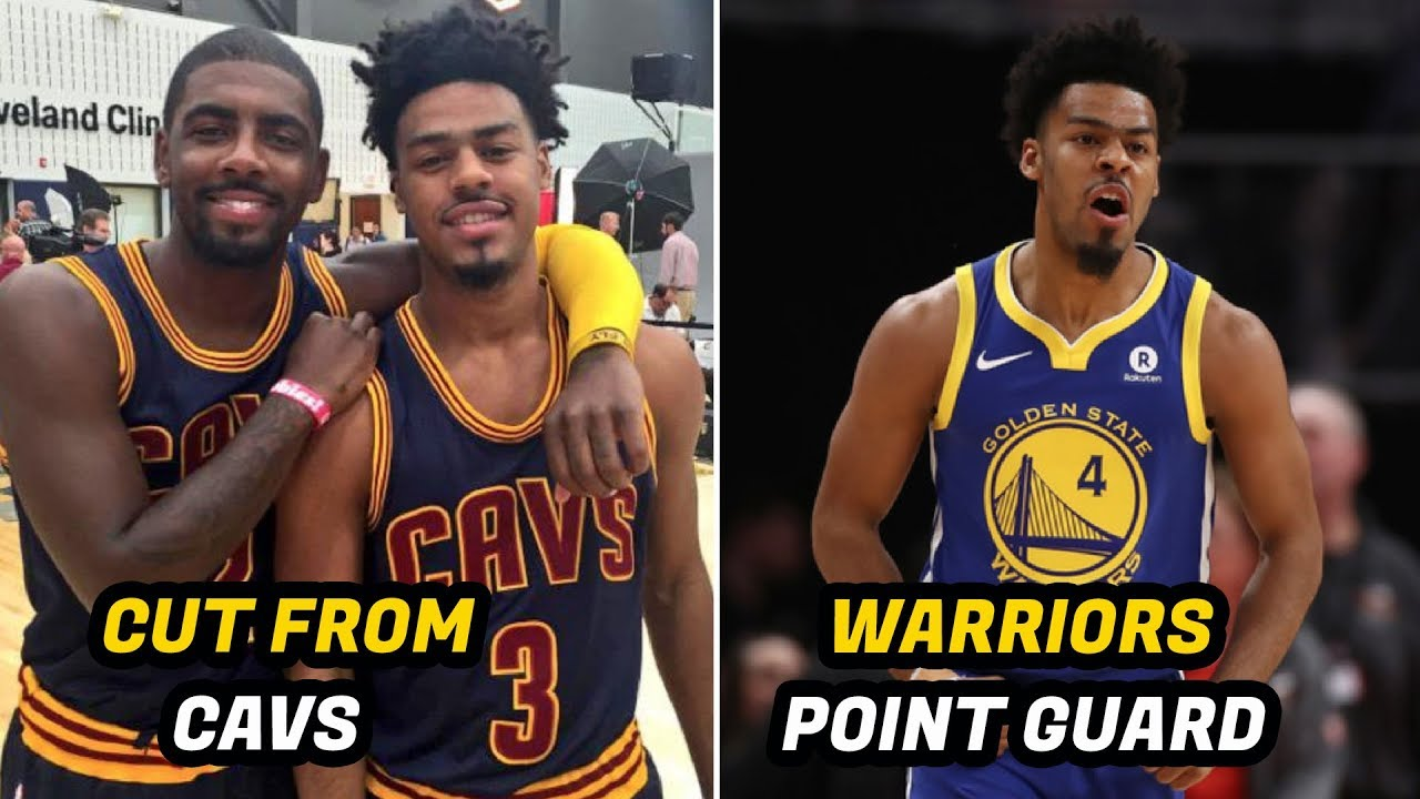 best sneakers 836ba f5574 How Quinn Cook Made the Golden State Warriors Playoff Roster