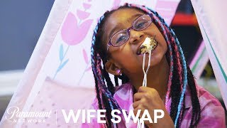 'Who's Ready for Camping?' | Wife Swap Official Highlight