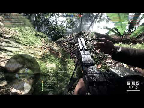 Battlefield 1 | MG15 (95-9) Highlights | Argonne Forest Operations