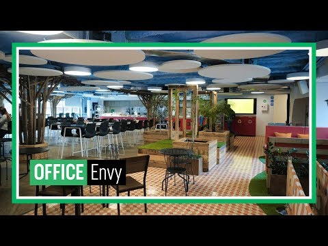 King's Barcelona Office | Office Envy