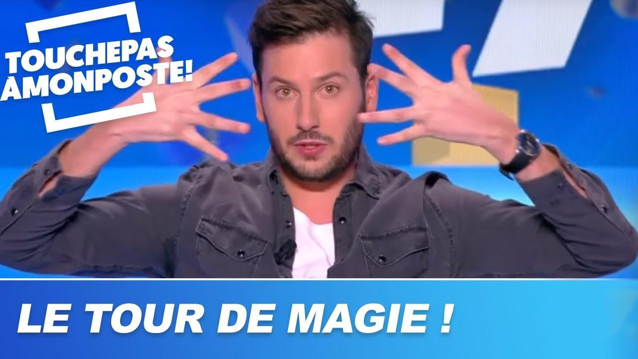 Le tour de magie de Maxime Gueny