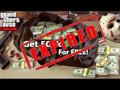 Get 500k $ For FREE In GTA 5 Online (April 2020)