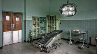 Abandoned Surgical Hospital - Stacked of Equipment and Drugs (Asylum)