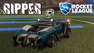Ripper | Octagon Field | Car Preview | Rocket League