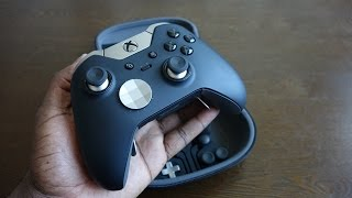 Xbox One Elite Wireless Controller Review