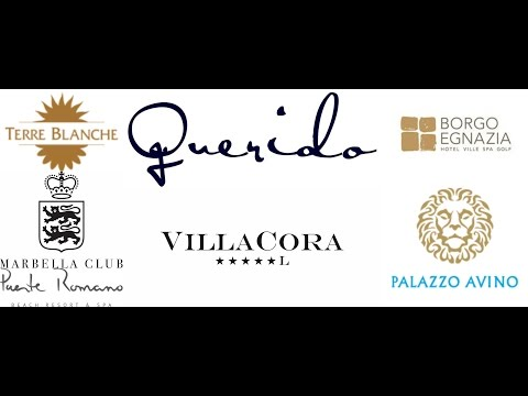 Querido AMEX Fine Hotels & Resorts Collection 2017