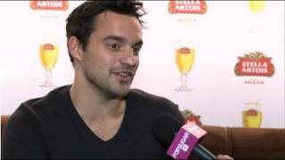 """Jake Johnson on New Girl's Future and Why """"Alcohol Helps"""" Him Watch Himself on Screen"""