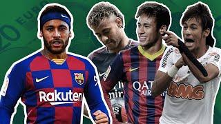 Neymar - vom Wunderkind zum nervigsten Spieler der Welt?