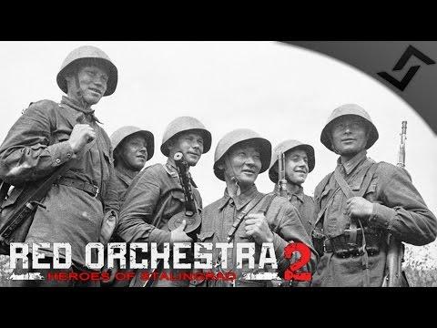 Insane Flank & Spank - Red Orchestra 2 - AVT-40 Elite Assault Gameplay