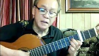 Cho Lần Cuối (Lê Uyên Phương) - Guitar Cover