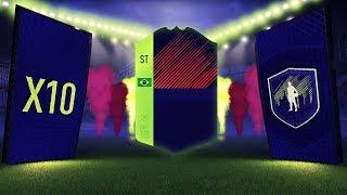 FIFA 18 | 10x PATH TO GLORY SBC PACKS!!! WE FINALLY GOT HIM!!!