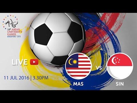 Football: Malaysia vs