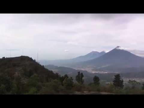 Volcano Pacaya Hike in Guatemala