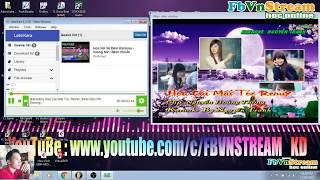 Chia sẻ phần mềm tạo danh sách nhạc hát karaoke chuyên nghệp