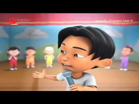 Upin Ipin musim 8 2014 Warna Warni Full HD