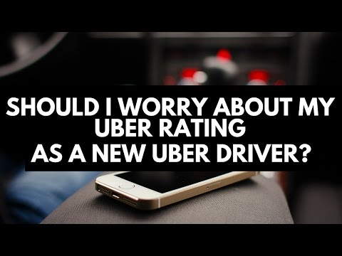 Should I Worry About My Uber Rating As A New Uber Driver?