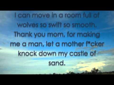 castle made of sand (short lyrics video)