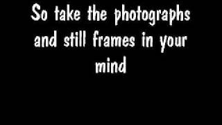 Time of Your Life lyrics-Green Day