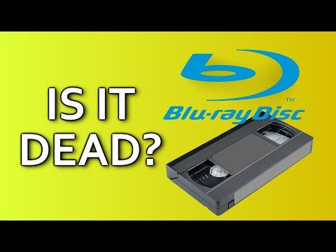 Blu-Ray vs Digital: Is Physical Media Dead? | Patreon Request!