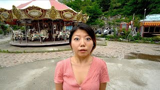 I Went To An Abandoned Theme Park in South Korea Alone