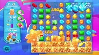 Candy Crush Soda Saga Level 451 No Boosters 3-Star ✩✩✩