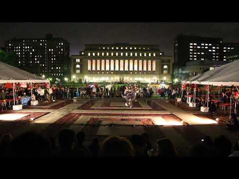 Columbia Wushu - Night Market 2017