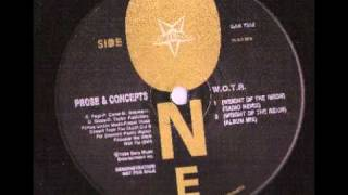 "Prose & Concepts -- Weight of the Reign (w.o.t.r.) -- (12"" remix)"