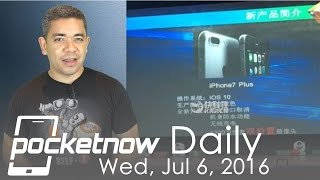 iPhone 7 Plus water resistance, Galaxy Note 7 S Pen change & more - Pocketnow Daily