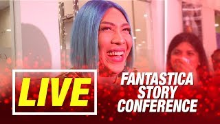 #Fantastica Story Conference Happening Now! #MMFF2018