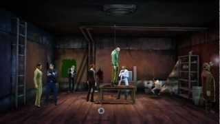 Cognition: An Erica Reed Thriller Episode 1 Gameplay Trailer