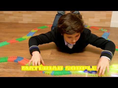Circuit Tracks Flexible Fantastic De Voitures Lumineuxamp; qSGLMzUVp