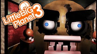 FIVE NIGHTS AT THE COLLECTOR! | Little Big Planet 3 (Solo Maps) #2