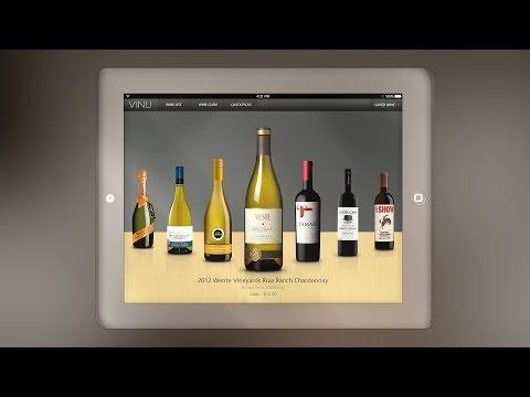 VINU - The Leading iPad Wine List for Restaurants