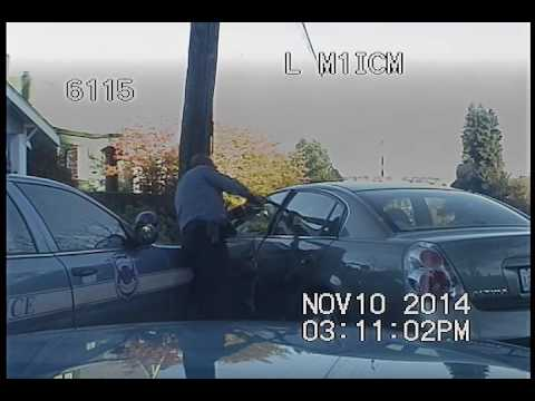 Seattle Police, crazy car chase