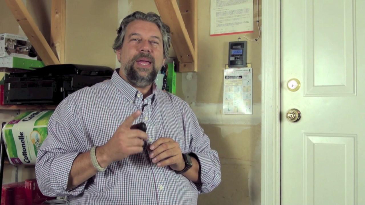 Chamberlain Garage Door Opener Remote Visor Clip KLIK1U KLIK3U 953EV 956