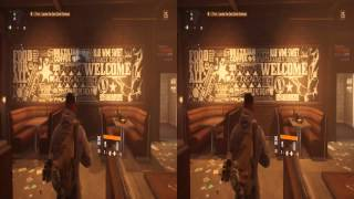 Tom Clancy`s The Division PC VR Oculus Rift 1080p SBS TriDef 3D The Dark Zone,side mission & tourism