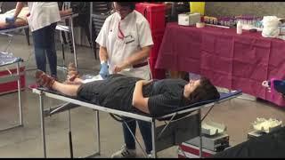 8 d'octubre: Jornada de donació de sang a Bellaterra