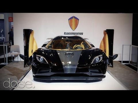 Top 5 Cars At The 2014 NY International Auto Show