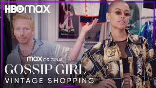 Gossip Girl | Vintage Shopping with Costume Designer, Eric Daman