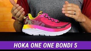 Hoka One One Bondi 5 | Women's Fit