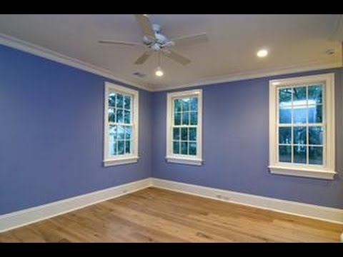 Paint the inside of your house youtube for Painting inside a house