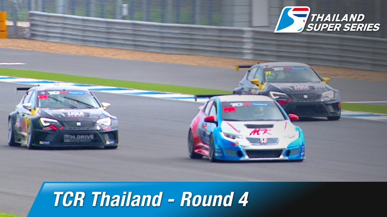 TCR Thailand Round 4 | Chang International Circuit