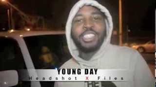 young day vsf freestyle headshot x files