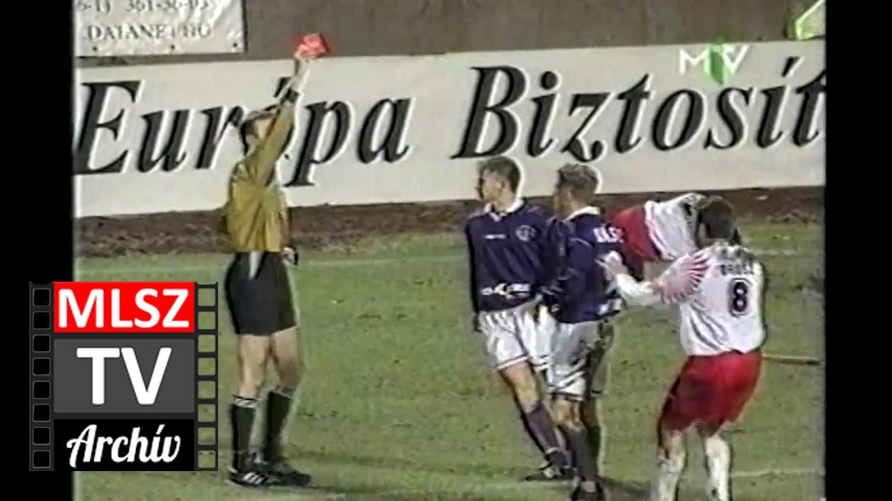Újpest-Dunaferr | 0-3 | 2000. 03. 03 | MLSZ TV Archív